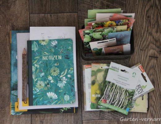Gartenpläne schmieden - Start in die neue Gartensaison
